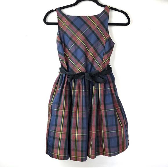 Ralph Lauren Other - Ralph Lauren Tartan Girls Holiday Dress